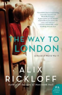 The Way to London av Alix Rickloff (Heftet)