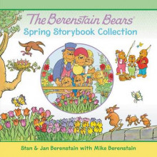 The Berenstain Bears Spring Storybook Collection av Jan Berenstain (Innbundet)