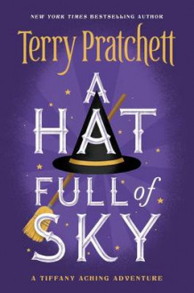 A Hat Full of Sky av Terry Pratchett (Heftet)