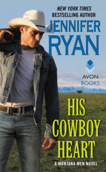 His Cowboy Heart av Jennifer Ryan (Heftet)