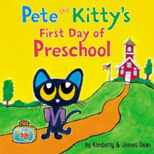 Pete the Kitty's First Day of Preschool av James Dean og Kimberly Dean (Kartonert)