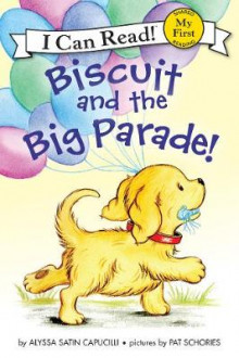 Biscuit And The Big Parade! av Alyssa Satin Capucilli (Heftet)