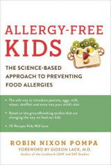 Omslag - Allergy-Free Kids