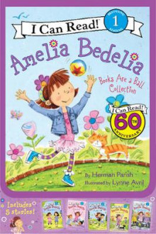 Amelia Bedelia I Can Read Box Set #2: Books Are a Ball av Herman Parish (Heftet)