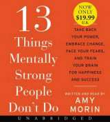 Omslag - 13 Things Mentally Strong People Don't Do