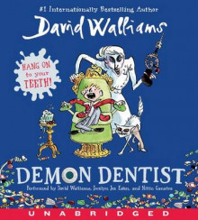 Demon Dentist CD av David Walliams (Lydbok-CD)