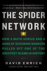 Omslag - The Spider Network