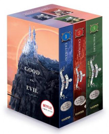 The School for Good and Evil Series Complete Paperback Box Set av Soman Chainani (Heftet)