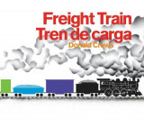 Omslag - Freight Train/Tren de Carga Bilingual Board Book