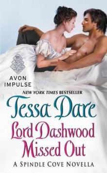 Lord Dashwood Missed Out av Tessa Dare (Heftet)