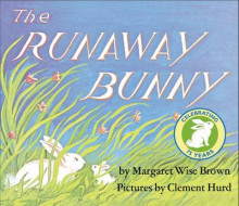 The Runaway Bunny av Margaret Wise Brown (Pappbok)
