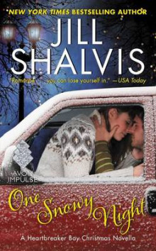 One Snowy Night av Jill Shalvis (Heftet)