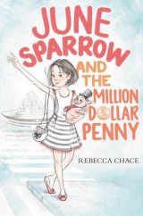 Omslag - June Sparrow and the Million-Dollar Penny