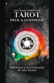 The Wild Unknown Tarot Deck and Guidebook (Official Keepsake Box Set) av Kim Krans (Innbundet)