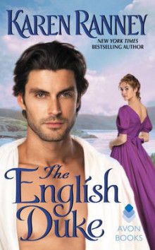 The English Duke av Karen Ranney (Heftet)
