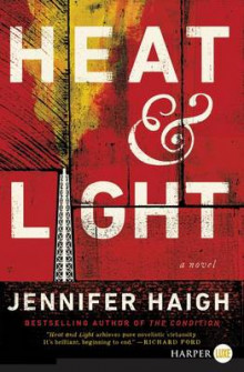 Heat and Light [Large Print] av Jennifer Haigh (Heftet)