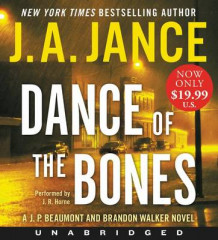 Dance of the Bones [Unabridged CD] av J. A. Jance (Lydbok-CD)