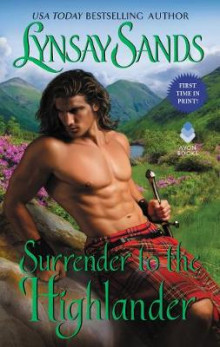 Surrender to the Highlander av Lynsay Sands (Heftet)