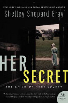 Her Secret: The Amish of Hart County av Shelley Gray (Heftet)