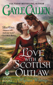 Love with a Scottish Outlaw av Gayle Callen (Heftet)