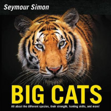 Big Cats av Seymour Simon (Heftet)