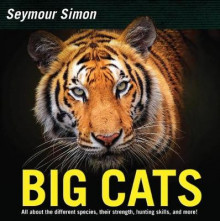 Big Cats av Seymour Simon (Innbundet)