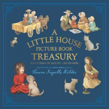 A Little House Picture Book Treasury av Laura Ingalls Wilder (Innbundet)