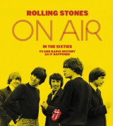 Omslag - Rolling Stones on Air in the Sixties