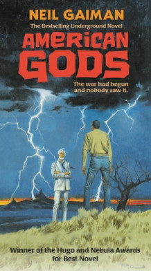 American Gods: The Tenth Anniversary Edition av Neil Gaiman (Heftet)