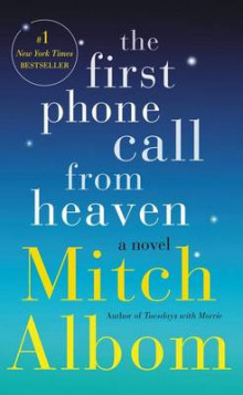 The First Phone Call from Heaven av Mitch Albom (Heftet)