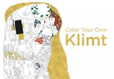 Omslag - Color Your Own Klimt