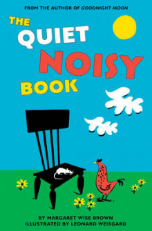 The Quiet Noisy Book av Margaret Wise Brown (Pappbok)