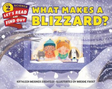 What Makes a Blizzard? av Kathleen Weidner Zoehfeld (Innbundet)