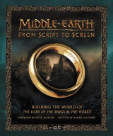 Omslag - Middle-Earth from Script to Screen