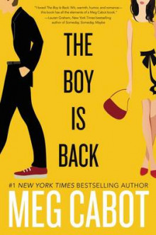 The Boy Is Back av Meg Cabot (Innbundet)