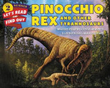 Omslag - Pinocchio Rex and Other Tyrannosaurs