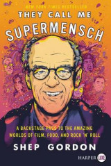 Omslag - They Call Me Supermensch