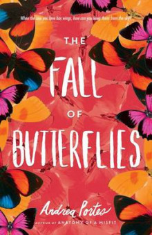 The Fall of Butterflies av Andrea Portes (Heftet)