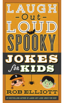 Laugh-Out-Loud Spooky Jokes For Kids av Rob Elliott (Heftet)