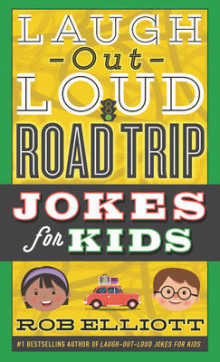 Laugh-Out-Loud Road Trip Jokes for Kids av Rob Elliott (Heftet)