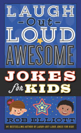Omslag - Laugh-Out-Loud Awesome Jokes for Kids