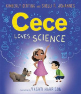 Omslag - Cece Loves Science
