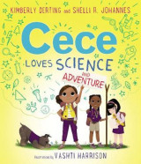 Omslag - Cece Loves Science and Adventure