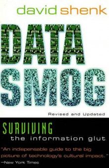 Data Smog av David Shenk (Heftet)