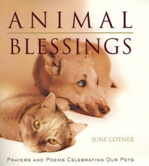 Animal Blessings av June Cotner (Innbundet)