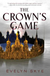 Omslag - The Crown's Game