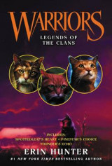 Omslag - Warriors: Legends of the Clans [Bindup #4]