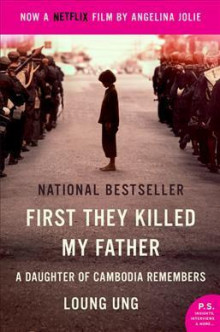 First They Killed My Father Movie Tie-In av Loung Ung (Heftet)