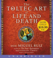 The Toltec Art Of Life And Death Low Price CD av Don Miguel Ruiz (Lydbok-CD)