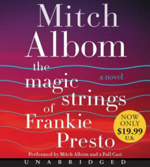 The Magic Strings of Frankie Presto av Mitch Albom (Lydbok-CD)